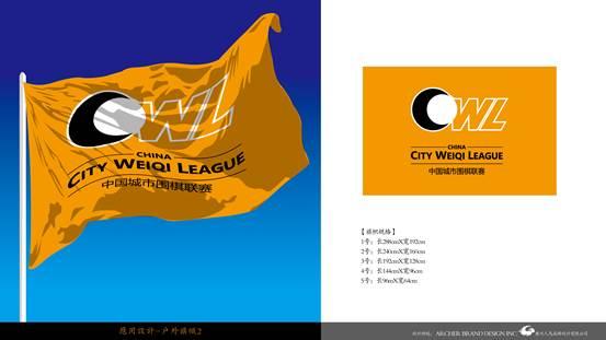 城围联吉祥物,旗帜设计作品展示及投票活动说明